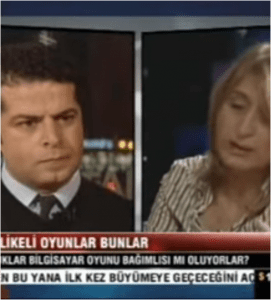 duygulu s. on CNN turk 2014